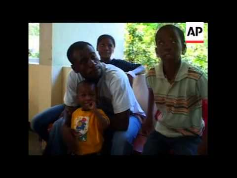 Desperate parents abandon children in post-quake Haiti