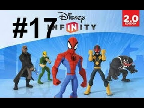 Disney Infinity 2.0 - Episode 58 - Ultimate Spiderman Playset (Part 17) - (HD) thumbnail