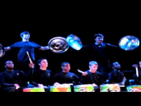 The North Brunswick High School Percussion Ensemble