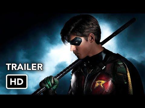 TITANS Official Comic-Con Full online (HD) DC Universe series