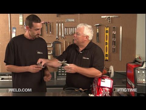 TIG Welding Tips for Cast Aluminum
