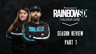 SUPR AND GODDESS BREAKDOWN CHALLENGER LEAGUE SEASON | Part 1