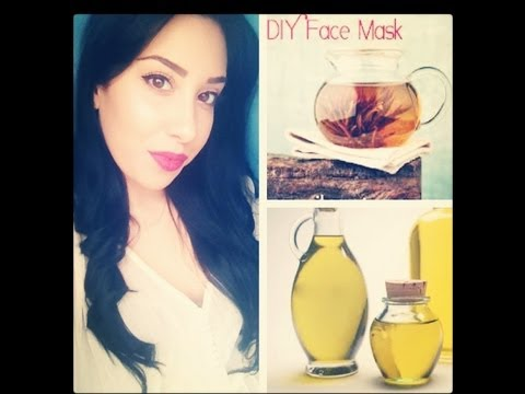 Homemade Mask for Acne Prone, Dry, Sensitive Skin