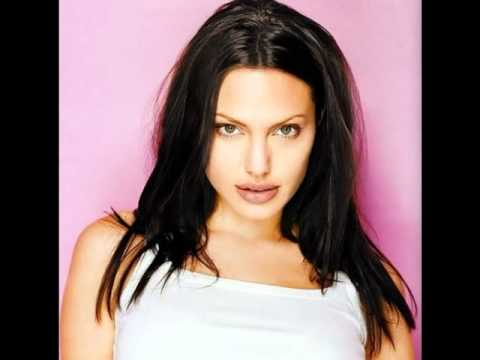 Anjelina Jolie Cute Photos video
