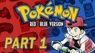 Let's Play Pokemon Red/Blue - 1 - Smell Ya Later!