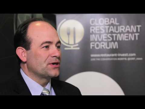 David Blood: Globalisation and Sourcing Capital for Restaurants - GRIF 2016