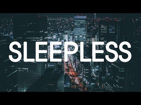 [Lyrics Video] SLEEPLESS - T & Sugah feat. MVE [Royalty Free Music  [DucKop]