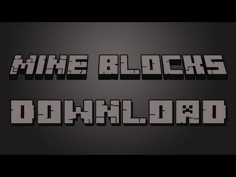 Como Fazer o Download do Mine Blocks