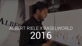 Baselworld 2016 - Albert Riele z Olivierem Janiakiem
