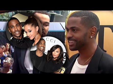 Big Sean Opens Up About Exes Ariana Grande & Naya Rivera