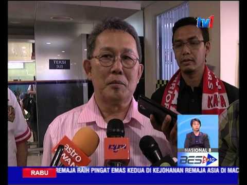 Jurulatih Baru Kelantan Ketua Jurulatih Kelantan Tiba