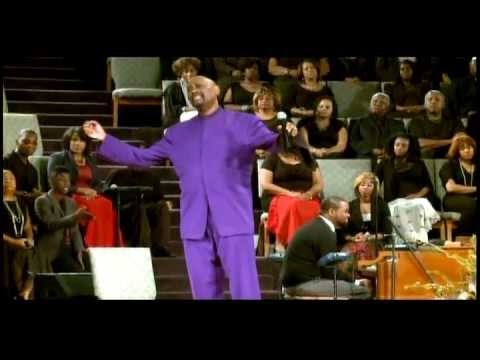 Bishop Paul S. Morton - Something Happens (Jesus) (Live at Greater St. Stephens)