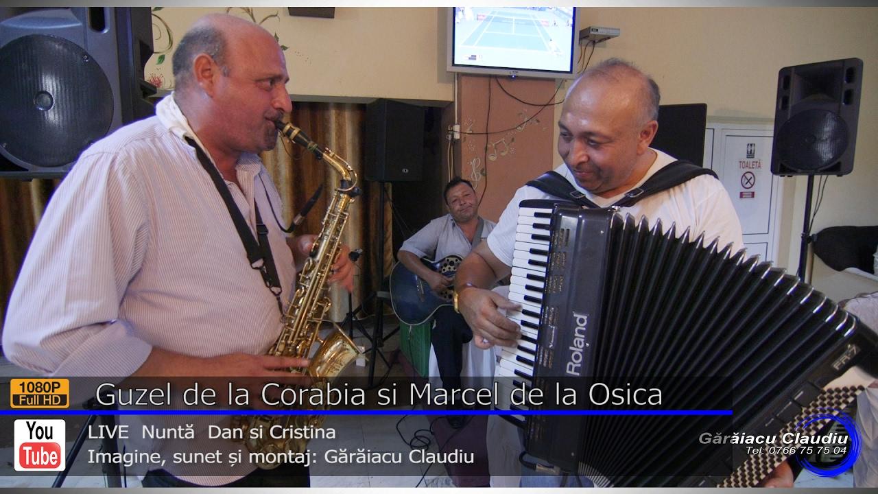 Guzel de la Corabia si Marcel de la Osica | LIVE | Saxofon si Acordeon | Muzica de Petrecere