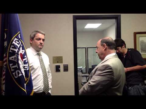 GRNC and media call out Sen. Richard Burr
