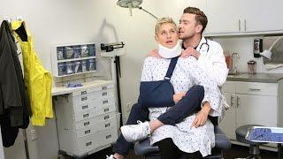 Download Lagu 'Strange Doctor' Starring Ellen and Justin Timberlake Gratis STAFABAND