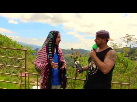 Interview w/ Chuck Coast, Ayahuasquero Brother at Ayahuasca Costa Rica | Dying Scene Radio