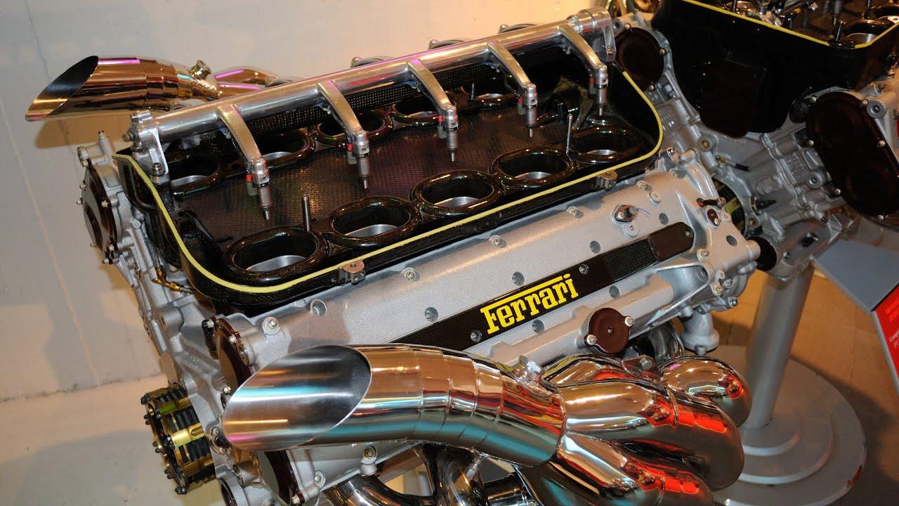 f1 engine: