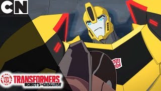 Transformers | Bumblebee is the Distraction | Cartoon Network