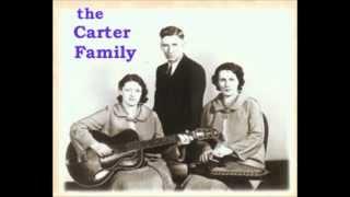 The Original Carter Family - No Depression In Heaven (1936 Transcription).