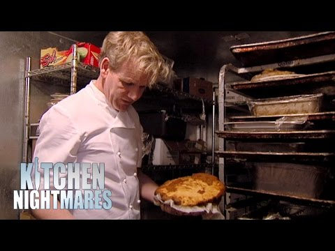 one of the most horrific freezers gordon ramsay has ever seen kitchen nightmares ibowbow. Black Bedroom Furniture Sets. Home Design Ideas