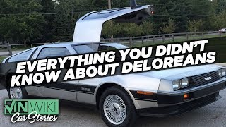 Here's why the DeLorean is the greatest car ever