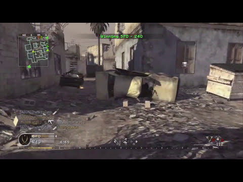 CALL OF DUTY 4 - Modern Warfare  ( Multiplayer PT-BR )