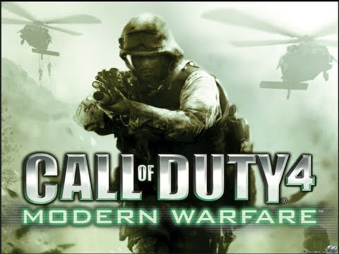 CALL OF DUTY 4 - Modern Warfare  ( Multiplayer PT-BR )