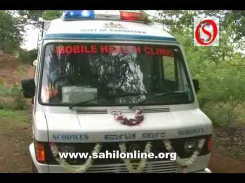 Mobile hospital for villages of Sirsi .. SahilOnline Bhatkal