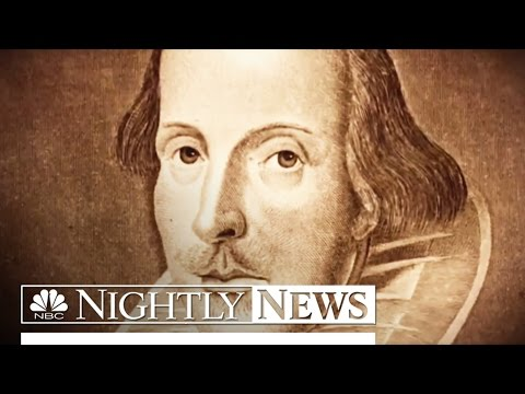 Scientists: Shakespeare's Skull May Be Missing From Grave | NBC Nightly News