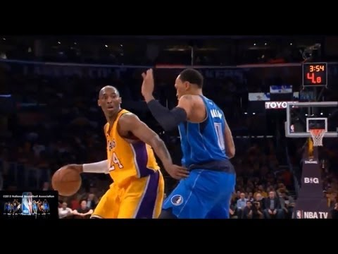 Kobe Bryant Offense Highlights 2012/2013 Part 5