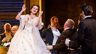 La Traviata Brindisi Aka The Drinking Song The Royal Opera