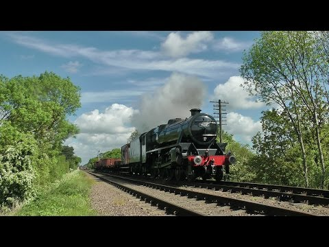 Great Central Railway - Railways At Work - 2016