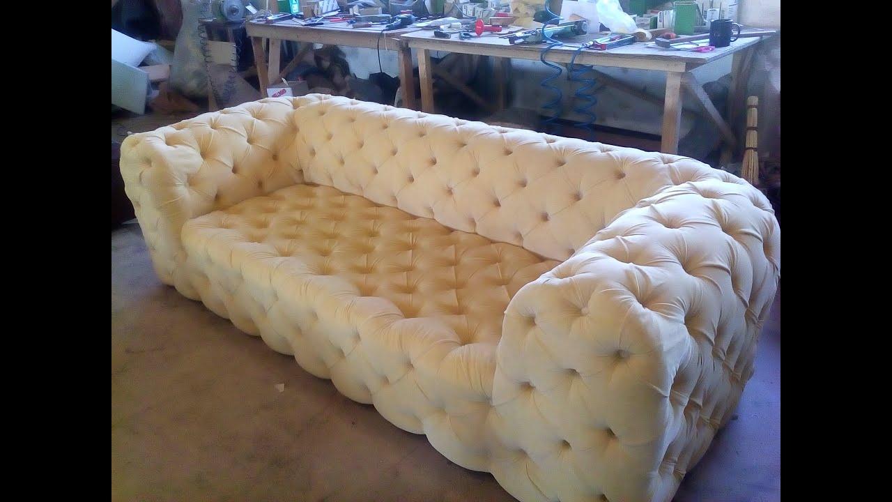 Обивка и перетяжка мягкой мебели своими руками