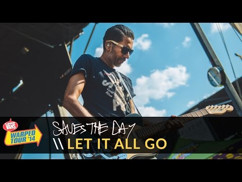 Saves The Day - Let It All Go