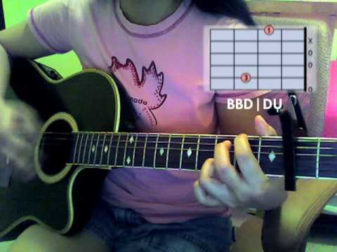 Why (Avril Lavigne) Acoustic Guitar Chords