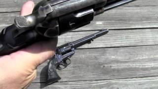 Colts Bisley Revolver.mov