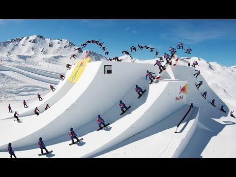 Ski & Snowboard Park Contest - Red Bull Innsnowation 2013 Italy