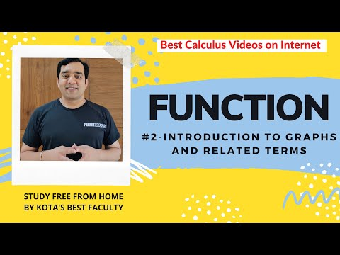Iit-jee--function-part 2-introduction To Graphs video