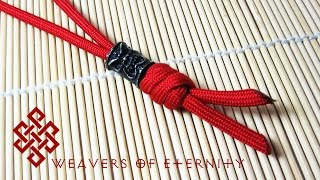 How to Tie a Matthew Walker Knot (Two Strand) Tutorial