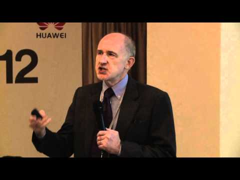Huawei @ MWC 2012: A new era of Ultra Broadband, with Nigel Bruin