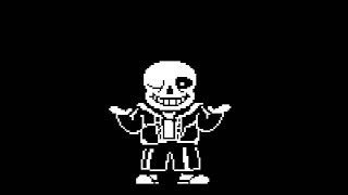 Undertale Sans 1 hr speed build
