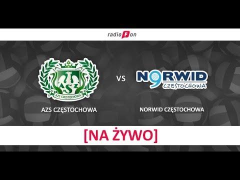 AZS Częstochowa - Norwid Częstochowa, I Liga Siatkówki Mężczyzn // 3.02.2018