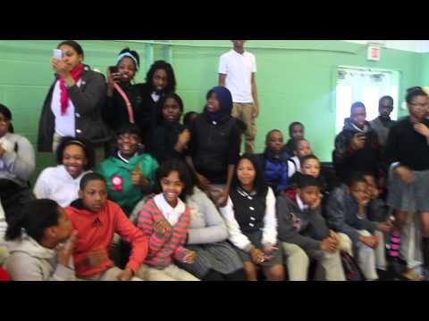dollarboyz Performs Live At People For People Charter School (rap Performance) video
