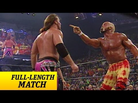 FULL-LENGTH MATCH - SmackDown - Hulk Hogan vs. Chris Jericho - WWE Undisputed Championship Match