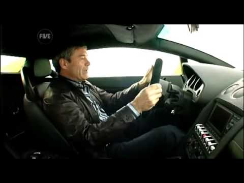Fifth Gear - Lamborghini Gallardo LP560-4 on Ice by Tiff Needell