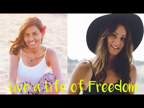 How to Live a Life of Freedom | Interview with Vienda Maria