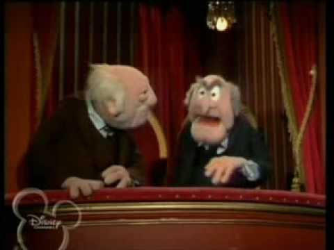 Statler and Waldorf (massive) Video