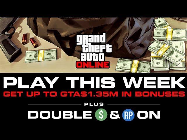 GTA Online  Newswire! Free $1.35 Million! Property & Car Discounts Too! - News & Updates