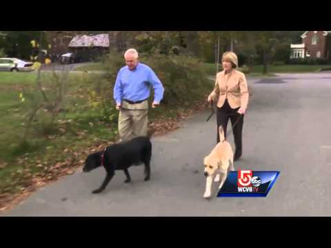 At home with Martha Coakley