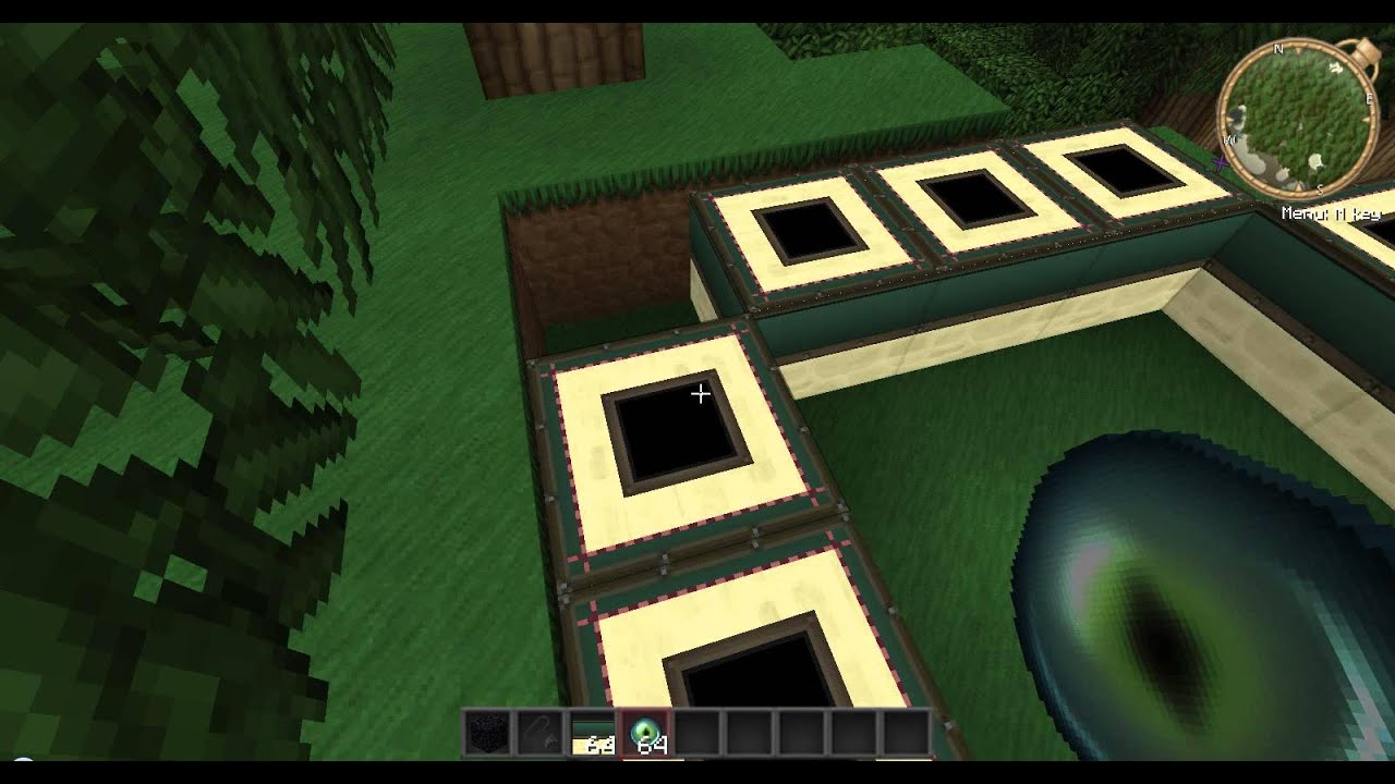 ВЕРТОЛЕТ БЕЗ МОДОВ - Minecraft - YouTube